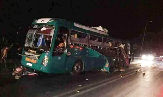 Vụ nổ xe ở Bắc Ninh: Đã xác định được danh tính người bị nạn còn lại