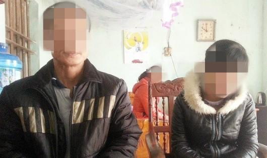 Nhổ tóc trắng hộ bác rể, nữ sinh bị hiếp đến có thai