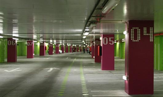 Hà Nội sẽ triển khai xây dựng các bãi đỗ xe ngầm
