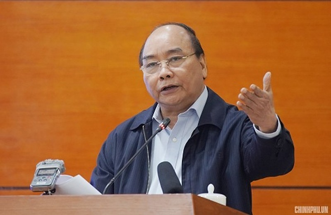 Thủ tướng Nguyễn Xuân Phúc yêu cầu các ngành xắn tay áo, ngăn chặn có hiệu quả dịch tả lợn châu Phi