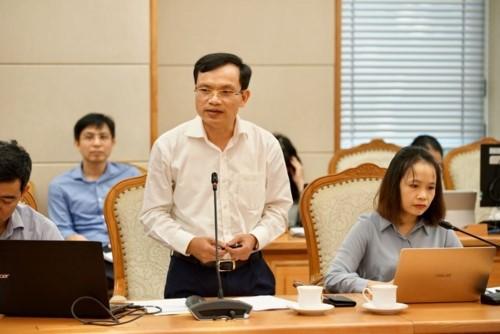 Ông Mai Văn Trinh trình phương án tổ chức thi, xét công nhận tốt nghiệp trung học phổ thông (THPT) và tuyển sinh đại học, cao đẳng (ĐH, CĐ) sau năm 2020.