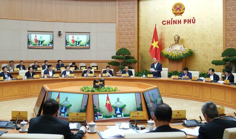 Thủ tướng: Thành lập Tổ công tác đặc biệt do Bộ Tư pháp làm Tổ trưởng để gỡ vướng thể chế