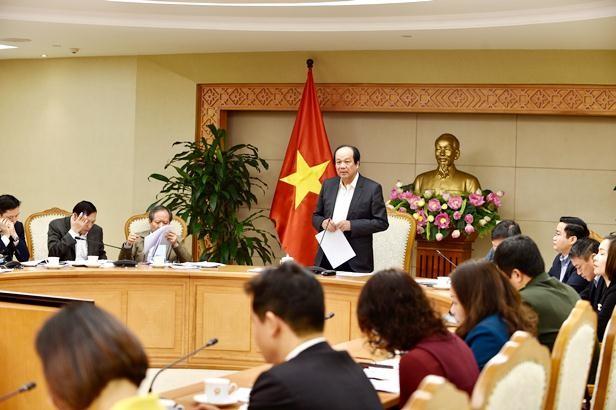Tổ công tác của Thủ tướng đôn đốc 9 Bộ phải nhanh hoàn thành nhiệm vụ