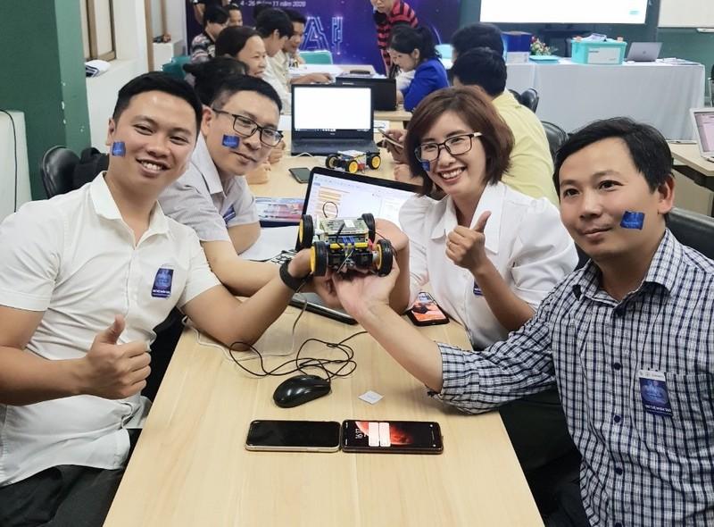 Tập huấn chuyên đề trí tuệ nhân tạo - triển khai chương trình AI Supper Enginer