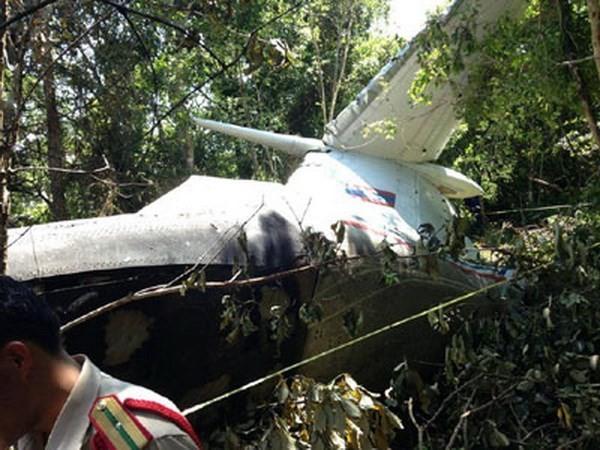 Lào rơi máy bay quân sự, nhiều quan chức cấp cao thiệt mạng