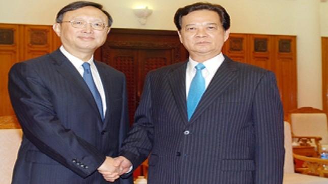 Thủ tướng Nguyễn Tấn Dũng: Việt Nam kiên quyết đấu tranh bảo vệ chủ quyền