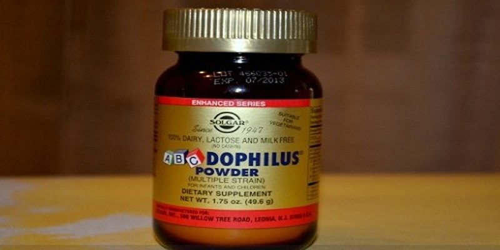 Thực phẩm bổ sung ABC Dophilus.