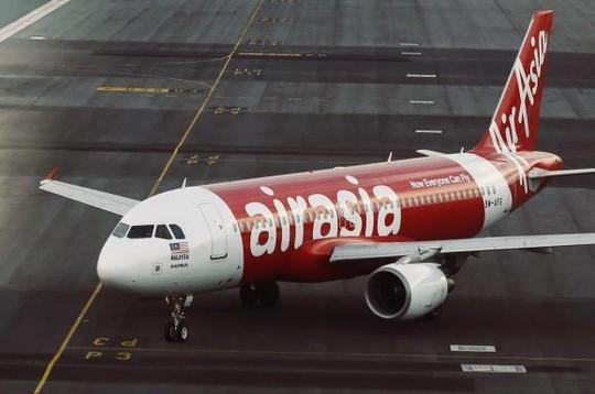 Máy bay của hãng AirAsia chở 162 người mất tích