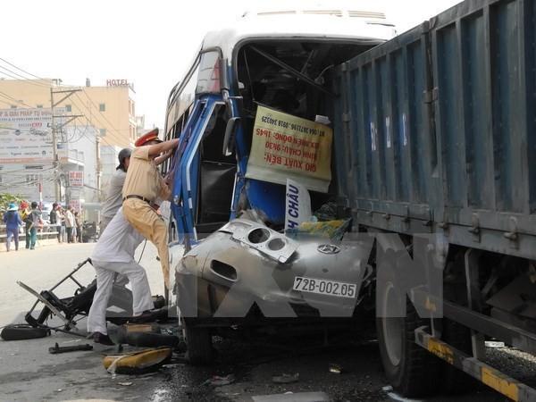 Thêm 61 vụ tai nạn giao thông, 34 người chết