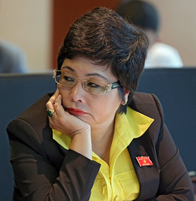 Bộ Công an nói gì về quyết định bắt bà Châu Thị Thu Nga?