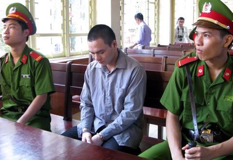 Lý Nguyễn Chung tại phiên xét xử sơ thẩm hôm 29/9.