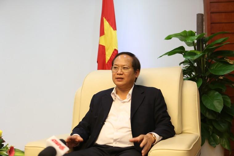 Thứ trưởng Bộ Thông tin và Truyền thông Trương Minh Tuấn.