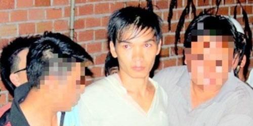 Vũ Văn Tiến bị bắt. Ảnh: Công an TP HCM