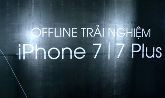 Trải nghiệm iPhone 7 tinh tế dẫn đầu mọi xu thế