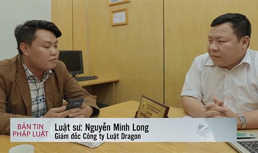"""Bản tin Pháp luật: Luật sư Nguyễn Minh Long tư vấn """"tất tần tật"""" về kinh doanh Karaoke và PCCC"""