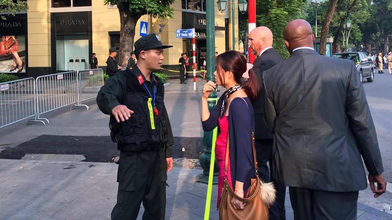 An ninh thắt chặt như thế nào để đón Tổng thống Mỹ Donald Trump đến Hà Nội?