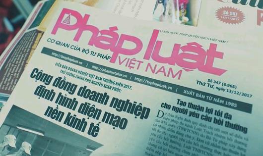 Có điều gì đặc biệt ở Báo Pháp luật Việt Nam?