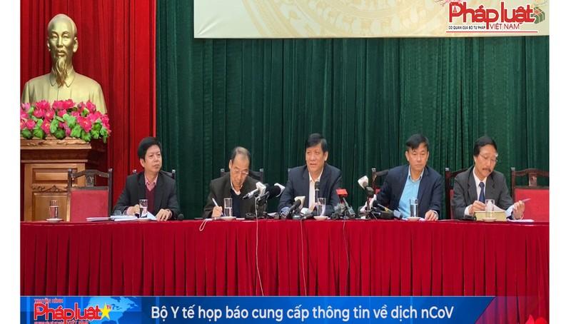 Khuyến cáo mới nhất của Bộ Y tế về cách phòng chống dịch nCoV