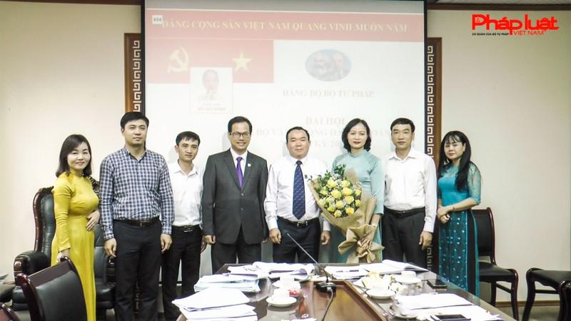 Tổ chức thành công Đại hội Chi bộ Văn phòng Đảng - Đoàn thể nhiệm kỳ 2020-2022