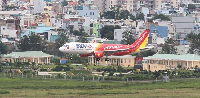 VietJetAir tăng chuyến để phục vụ hành khách sau bão