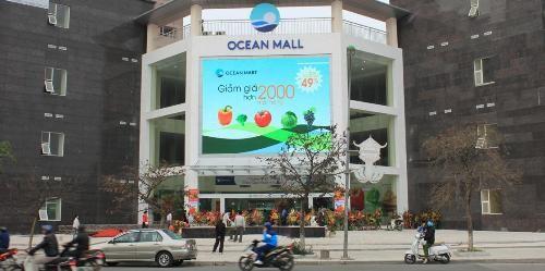 Vingroup mua lại Ocean Mart