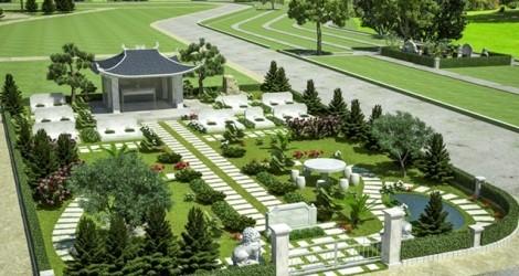 Chiêm ngưỡng công viên nghĩa trang 5 sao tuyệt đẹp tại Việt Nam