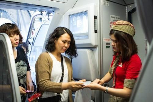 Vietjet khai trương đường bay Hà Nội – Siêm Riệp