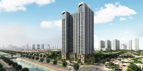 G5 và STDA chính thức phân phối chung cư Helios Tower