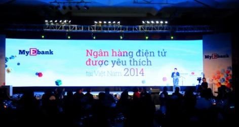 VietABank vào Top 10 Ngân hàng điện tử được yêu thích