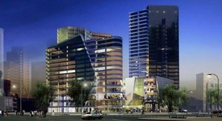 Dự án tháp đôi 265 Cầu Giấy về tay FLC