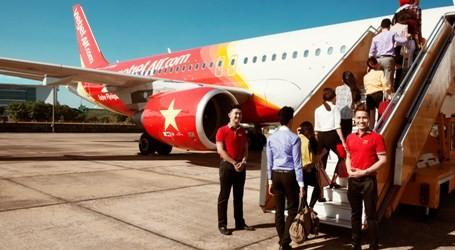 Vietjet bay hàng ngày chặng TP.HCM – Chu Lai