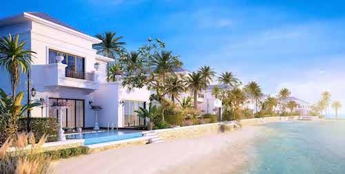Ra mắt Biệt thự Vinpearl Paradise Villas