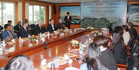 Eurowindow Nha Trang hợp tác chiến lược với Mövenpick Hotels & Resorts