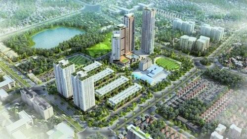 Mon City thu hút hàng ngàn khách hàng tới khai trương nhà mẫu