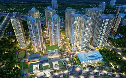 """TNR Holdings Việt Nam - """"Tân binh"""" chuyên nghiệp trên thị trường bất động sản"""