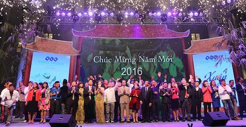"""Kiều bào năm châu đón """"Xuân yêu thương"""" tại FLC Vĩnh Thịnh Resort"""