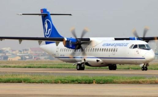 Máy bay của Vasco, ảnh MH