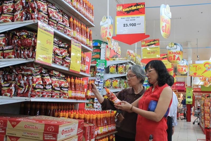 Hàng Việt đã tiếp cận và chinh phục được người tiêu dùng tại tỉnh An Giang
