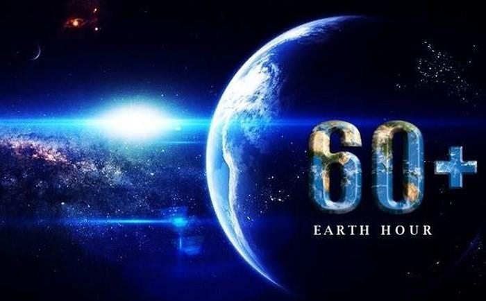"""Chiến dịch Giờ trái đất 2019 với thông điệp """"Tiết kiệm năng lượng - Bảo vệ Trái đất"""""""
