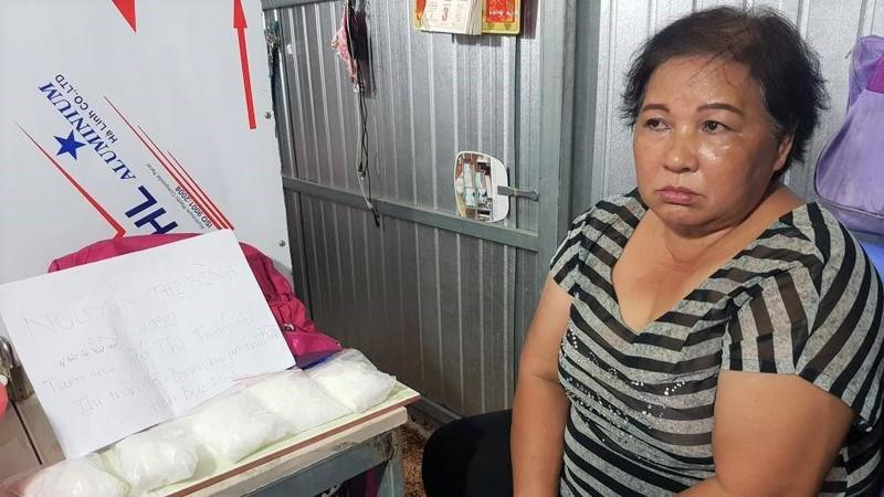 Phá 'ổ' ma túy 'khủng' của 'bà trùm' 60 tuổi