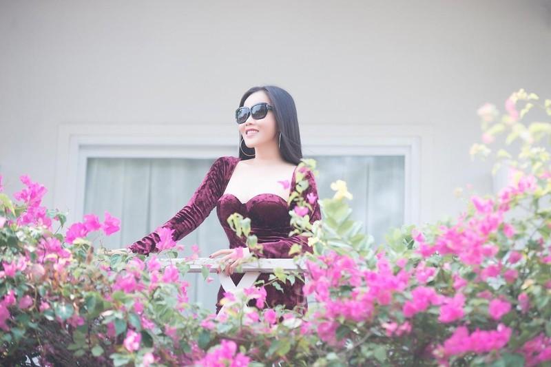 """Hoa hậu Doanh nhân Quốc tế Đặng Huỳnh Thanh: """"Nỗ lực để tạo ra những giá trị cộng đồng"""""""