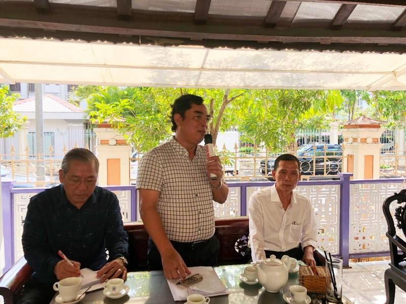 Chủ tịch tỉnh Bạc Liêu chủ trì buổi 'Cà phê doanh nhân'