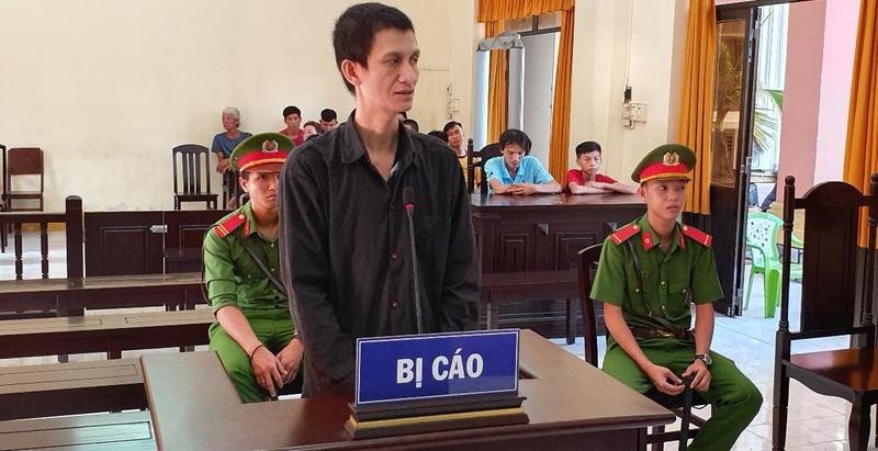 Bị cáo Lê Văn Tân