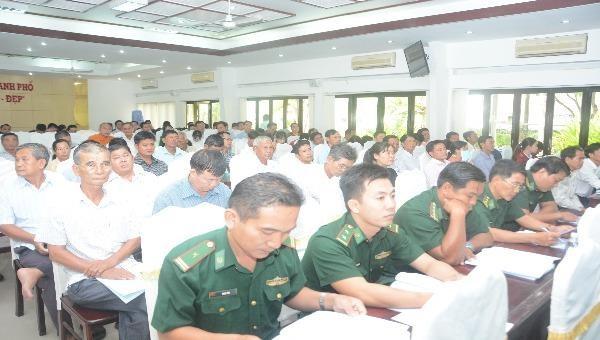 Xây dựng tuyến biên giới Việt Nam – Campuchia hòa bình bền vững, đảm bảo an ninh
