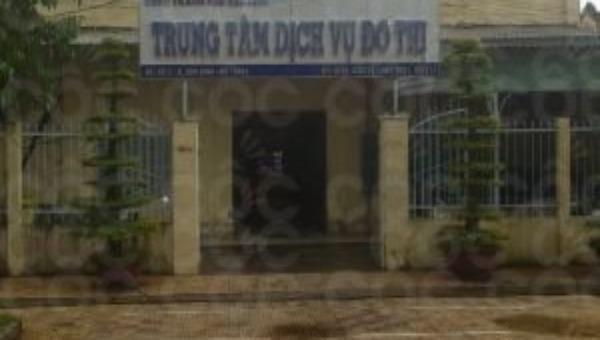 Trung tâm Dịch vụ đô thị tỉnh Bạc Liêu (ảnh Internet)