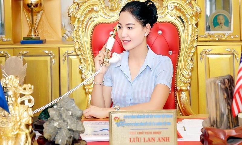 Doanh nhân – Á hoàng Kim cương Lưu Lan Anh:  Nỗ lực kiến tạo những giá trị cộng đồng!
