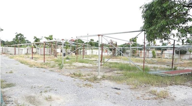Nhà xưởng của HTX Dịch vụ tổng hợp Nội Bài bị tháo dỡ không đúng căn cứ gây thiệt hại hàng chục tỉ đồng