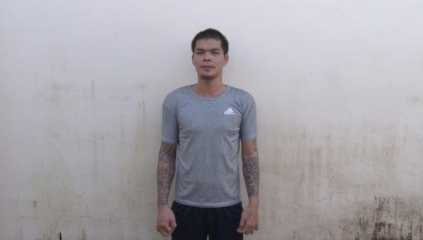 Bị can Lê Văn Vịnh