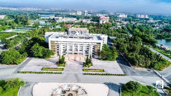 Trường ĐH Quốc gia TP HCM