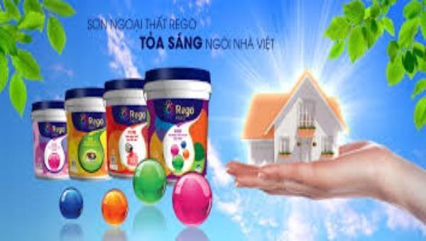 Sơn Rego - Tỏa sáng ngôi nhà Việt